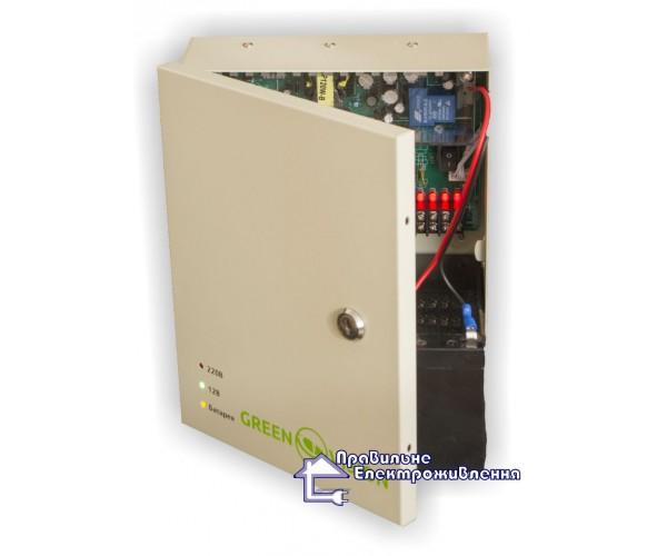 ДБЖ Green Vision GV-UPS-H 1209-5A-B