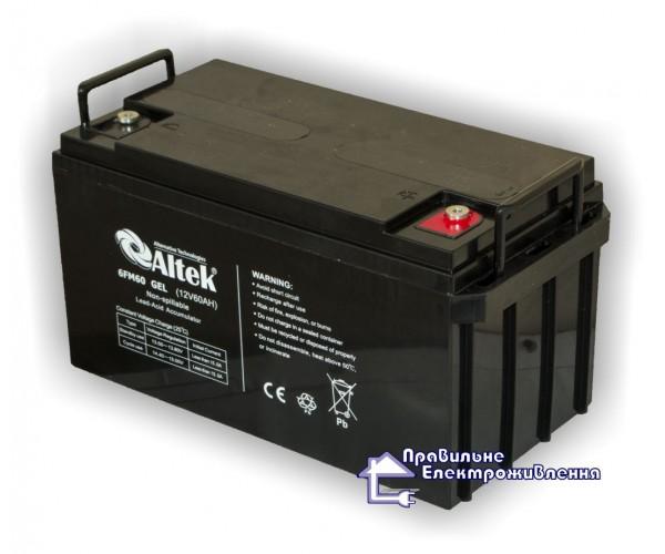 Акумуляторна батарея 6FM60 60 Агод