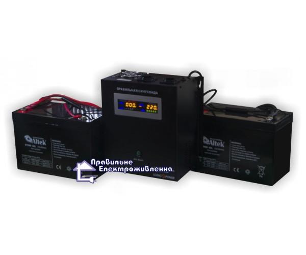ДБЖ Logicpower LPY-W-PSW-1500VA (24В)