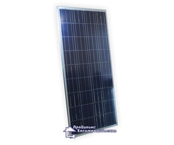 Сонячна батарея (солнечная батарея) Perlight Solar PLM-150P/12