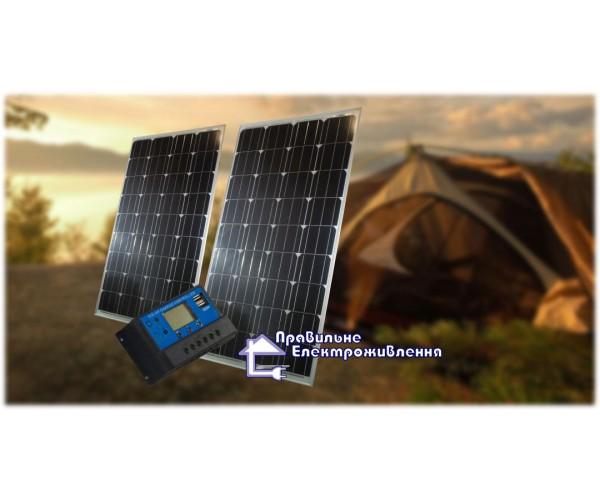 """Сонячний зарядний пристрій """"Рибак"""""""