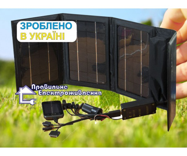 Портативний зарядний пристрій Kvazar KV-10 M