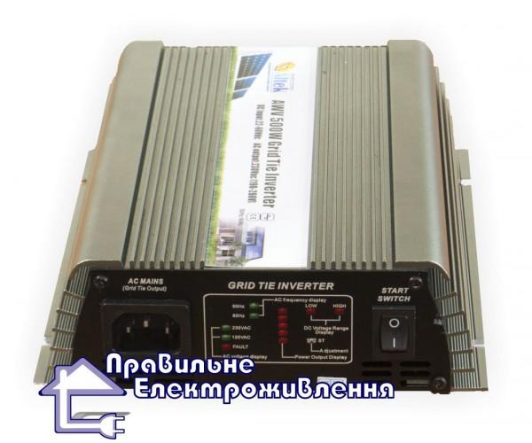 Мережевий інвертор ON-Grid AGI-500W