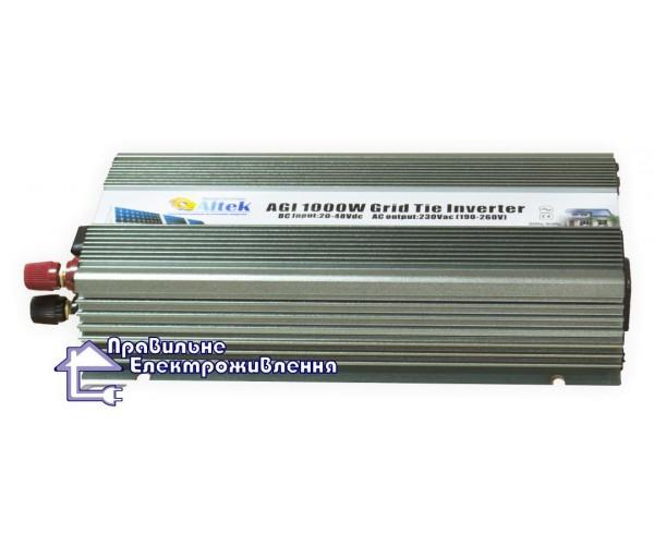 Мережевий інвертор ON-Grid AGI-1000W