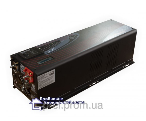 Інвертор APSV 2000 Вт + MPPT контролер 60 А