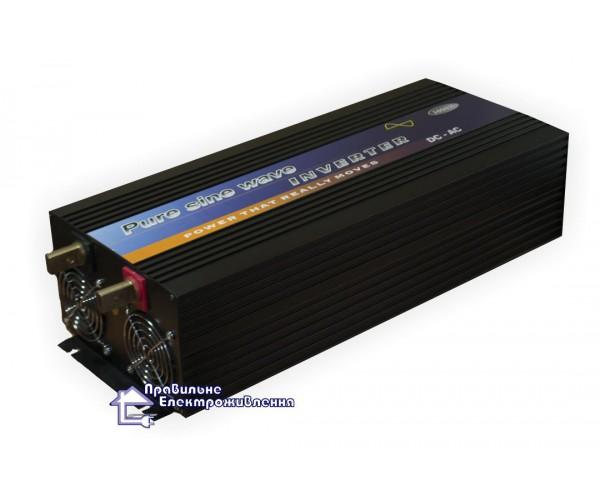 Інвертор напруги NV-P 3000Вт/12В-220В ( пусково 6000Вт )