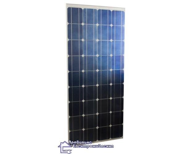 Сонячна панель Kvazar KV 130 Вт/12 В