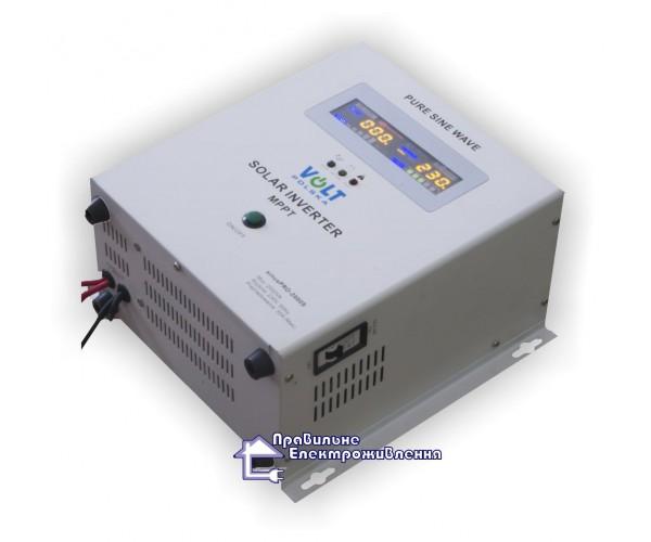 Інвертор + Контролер заряду SOLAR INVERTER MPPT 3000VA