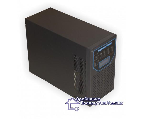 Інвертор APSV 5000 Вт + MPPT контролер 40 А, 48В