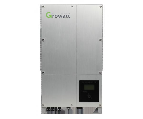 Мережевий інвертор Growatt 10000-UE