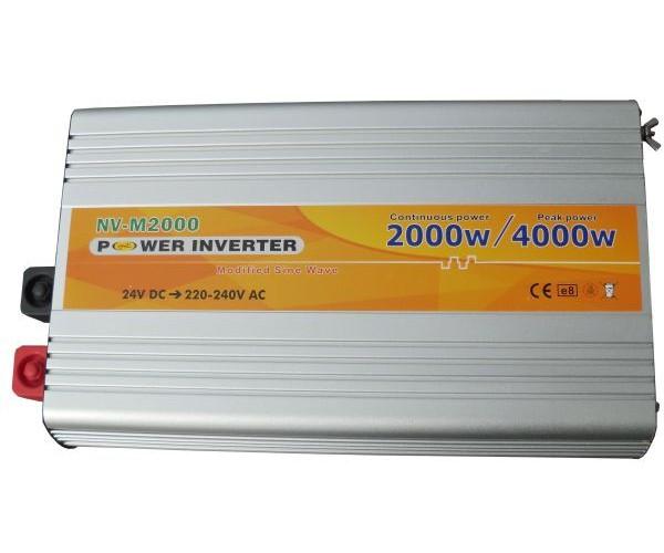 Інвертор NV-M2000Вт/12В-220В