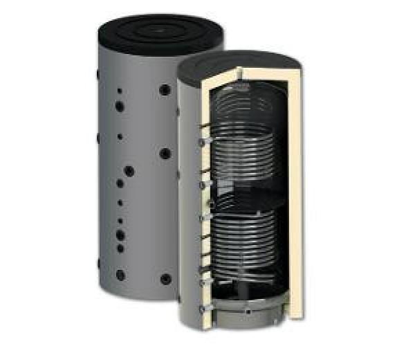Акумуляційний бак 1000 літрів Eldom 72352S2 (ТЕН 9 кВт + 2 шт анод)