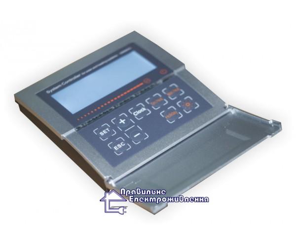 Контролер з виносним дисплеєм Altek SR868C9 для геліосистем під тиском