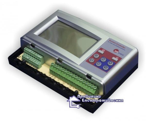 Контролер для сонячних геліосистем SR618С6