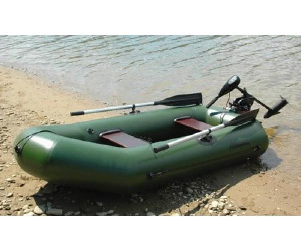 """Готовий комплект """"Вихідні"""" для 1-2 осіб (Човен, АКБ, електромотор та зарядний пристрій)"""