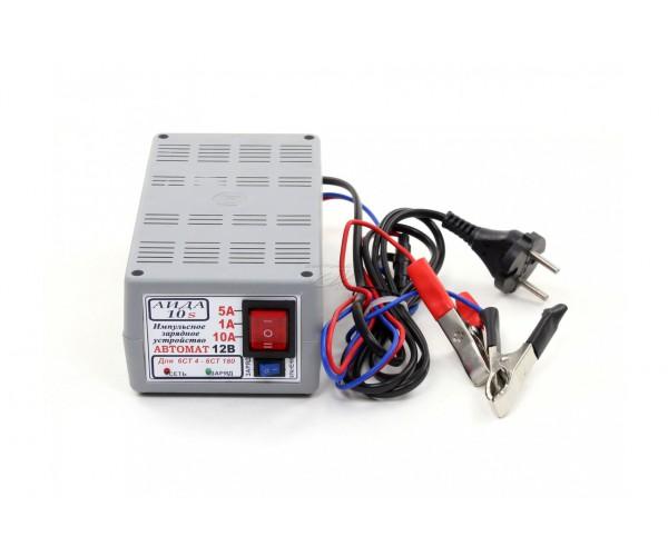 Зарядний пристрій АЇДА-10s