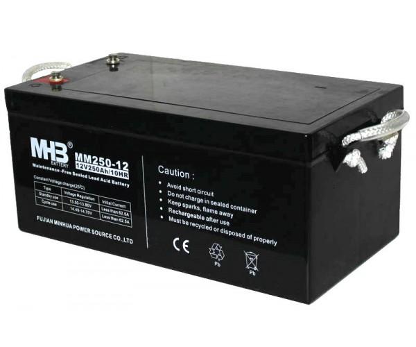 Акумуляторна батарея MHB MNG 250-12 (GEL)