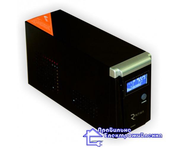 Джерело безперебійного живлення RITAR RTSW-600 ( 12В, 360 Вт ) для котельної автоматики