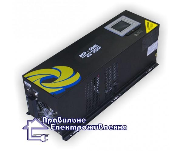 Інвертор із функцією ДБЖ Altek AEP-5048 5000 Вт