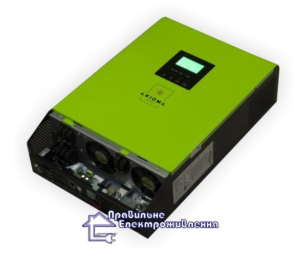 Мережевий інвертор AXIOMA energy - ISGRID 4000 (4 кВт+резерв)