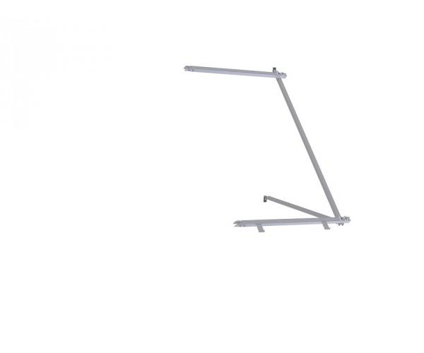 Конструкція пристінна до фасаду KS2100-45-1R