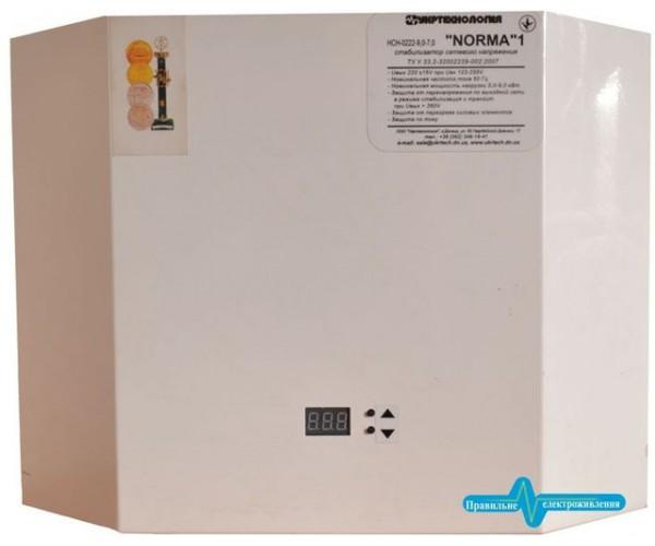 Стабілізатор напруги НСН Norma-5000ВА