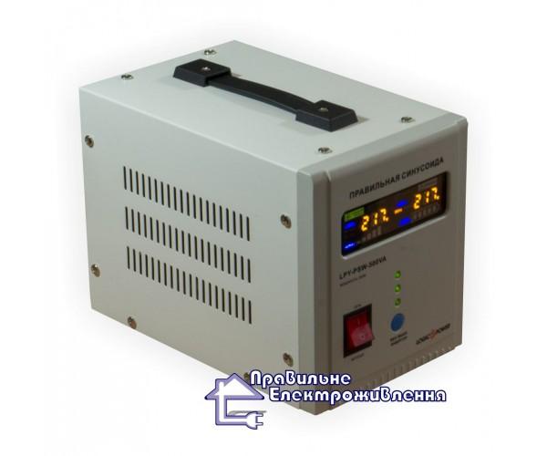 Джерело безперебійного живлення LogicPower LPY-PSW-800VA ( 540Вт, 12В, чиста синусоїда )