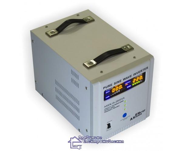 Джерело безперебійного живлення AXEN.IA-800VA (500 Вт)