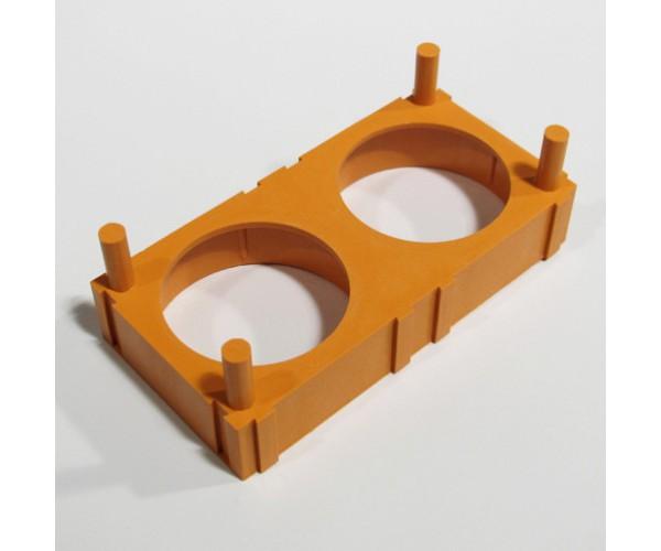 Холдер ( тримач для елементів ) LiFePO4 38120