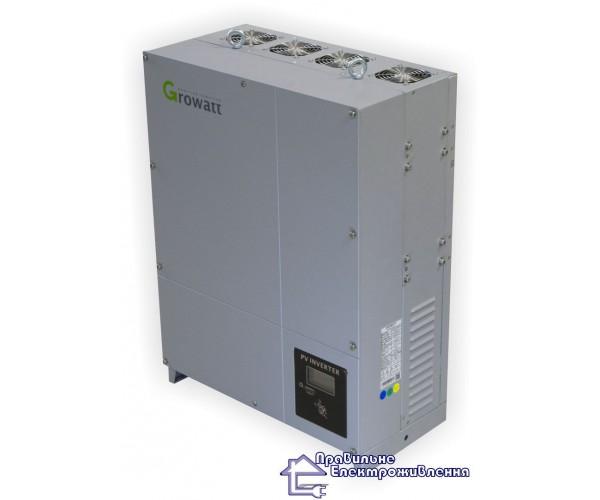 Мережевий інвертор Growatt 30000-UE ( 30кВт, 3 фази, 2 шт. MPPT )