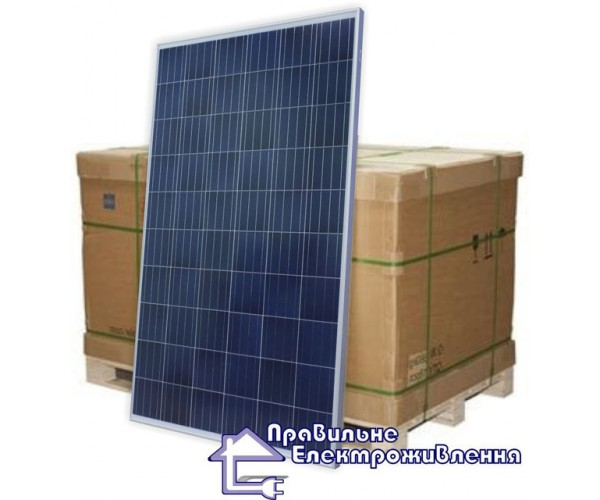 30 кВт сонячних панелей AMERISOLAR (116 шт AS-6P30-260)