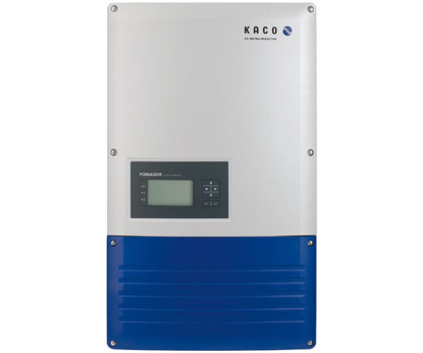 Мережевий інвертор Kaco Powador 12.0 TL3  (12 кВт, 3-фази, 2 МРРТ трекер)