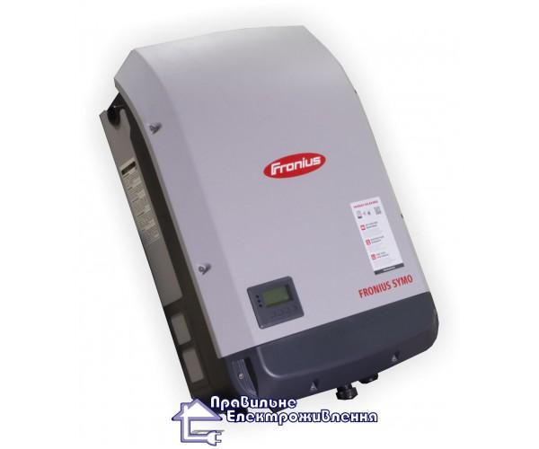 Мережевий інвертор Fronius ECO 27.0-3 light