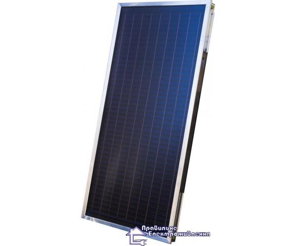 Плоский сонячний колектор Hewalex KS2000 TP, поглинач: мідь-мідь, покритя: PVD