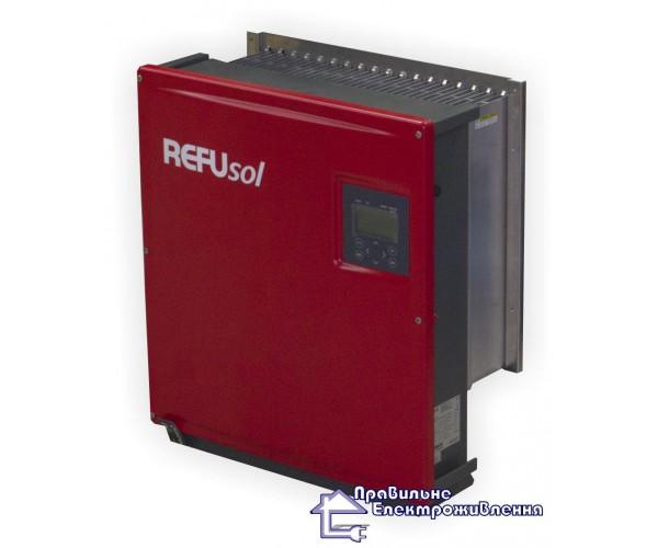 Мережевий інвертор REFUsol ( Advanced Energy ) AE 3LT 20K