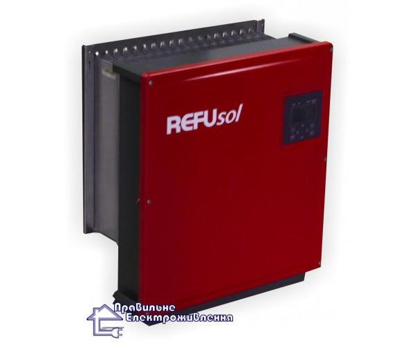 Мережевий інвертор REFUsol ( Advanced Energy ) AE 3LT 23K